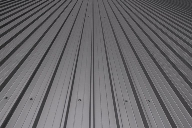 Colorbond steel matt
