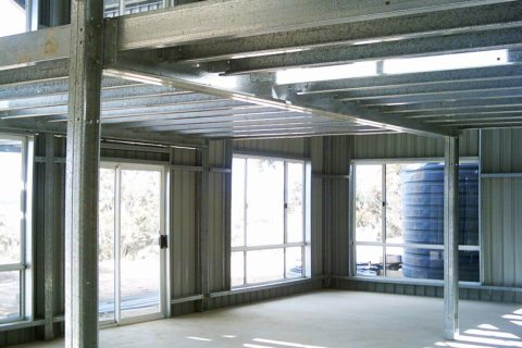 Wall and roof insulation